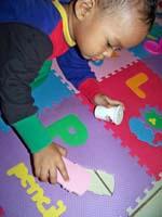 playing mat