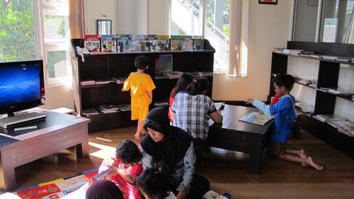 Ruang khusus untuk anak usia dini
