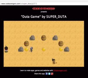 Game Duta dan Tata