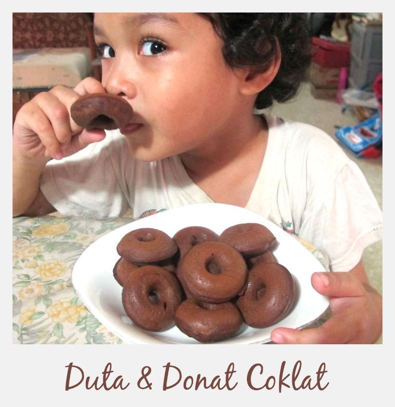 donat-coklat-panggang