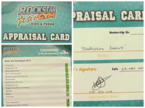 Rockstar Gym Kota Kasablanka - Berenang
