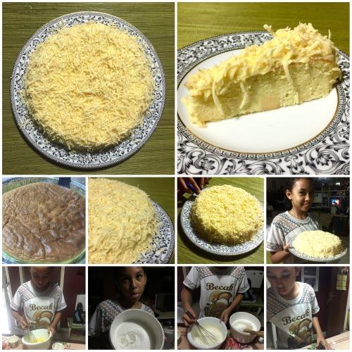Cheese-Chiffon-Cake