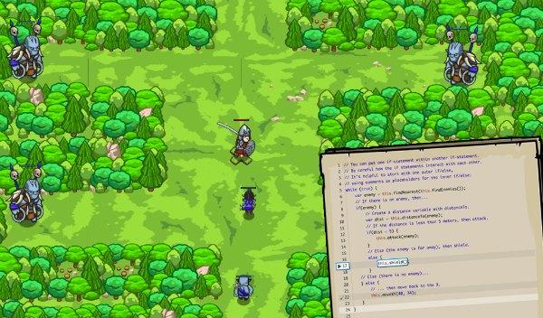 code-combat-forest