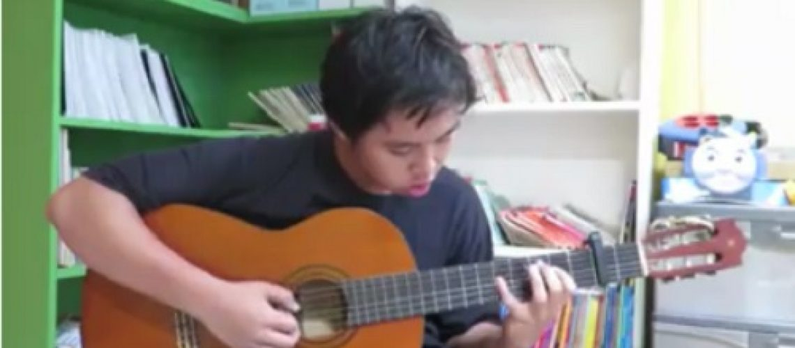 Gitar-thinking-out-loud