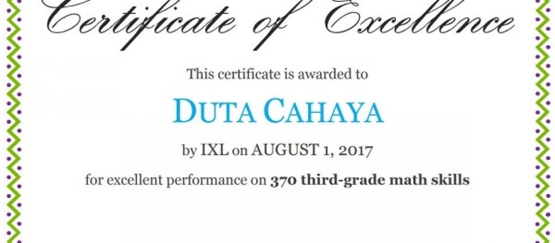 IXL-Math-Duta-K3b