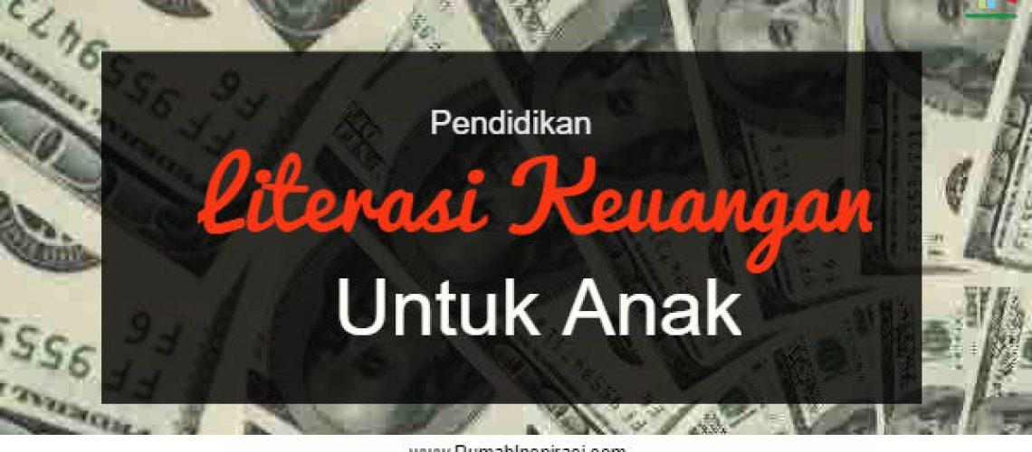 Pendidikan Literasi Keuangan