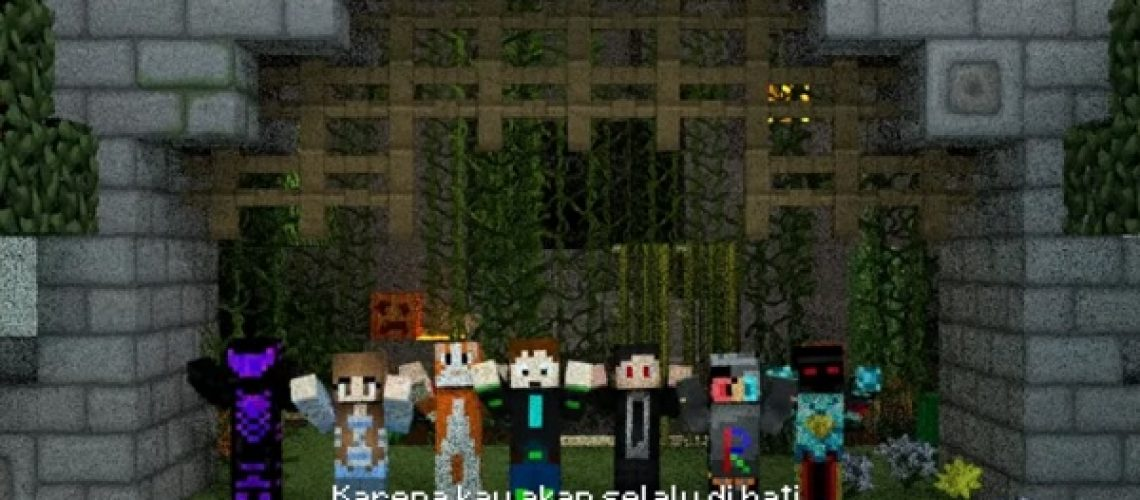 Video-Minecraft
