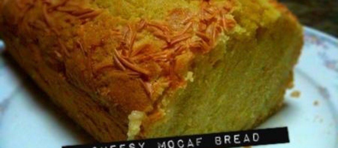 Cheesy Mocaf Bread
