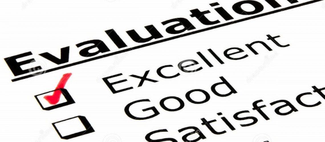 evaluation - self assesment