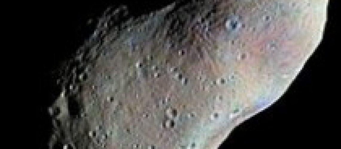 Gaspra Asteroid, Wikipedia