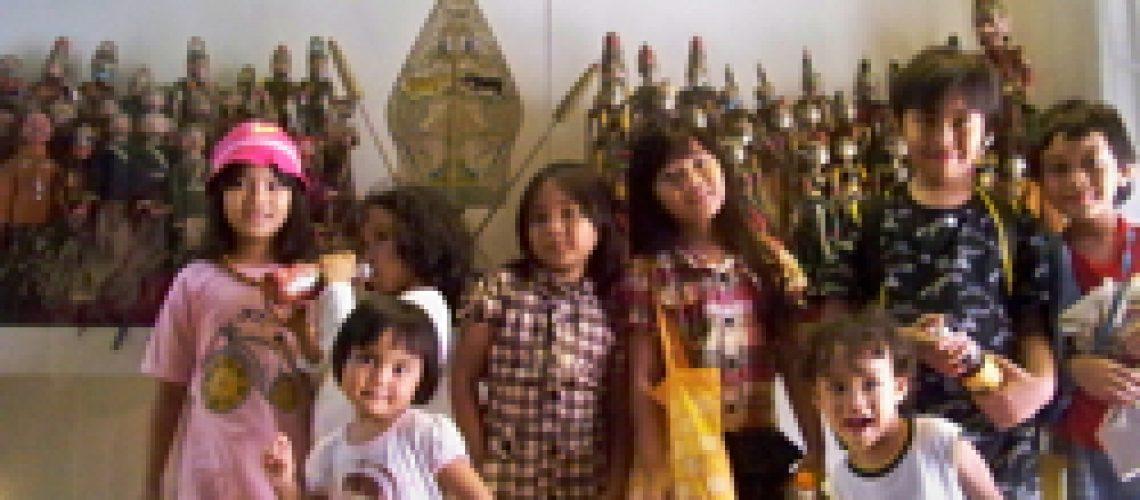 Field Trip ke Museum Wayang