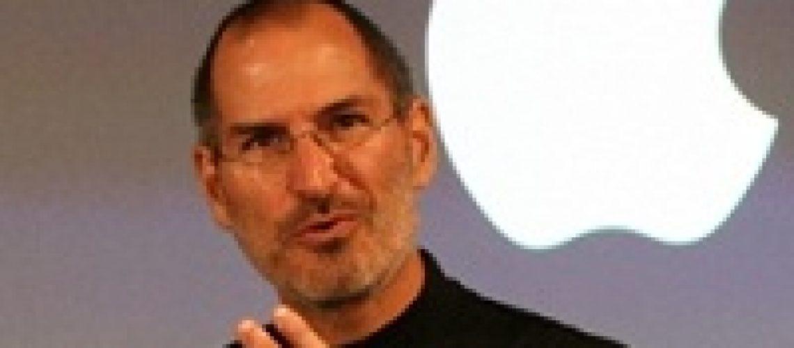 Steve Jobs of Apple (c) Crunchbase