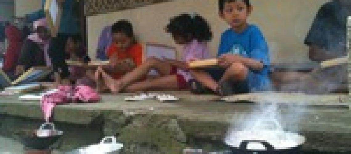 Belajar batik dan bermain di alam Boyolali